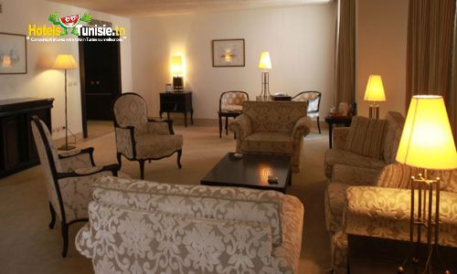 Hotel borj el dhiafa sfax tunisia holiday deals Salon 5 etoiles